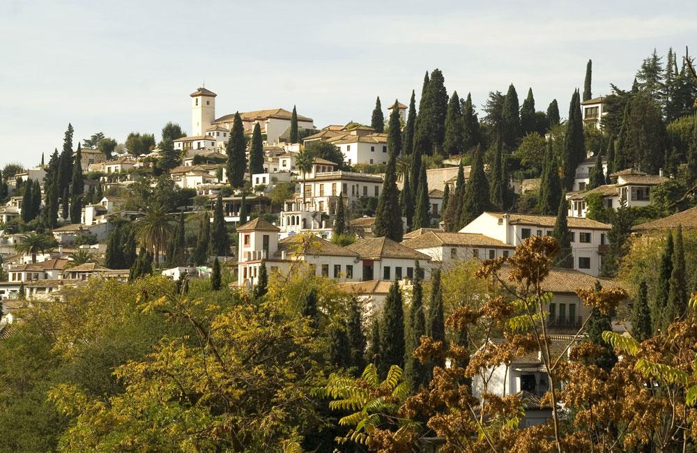 Albaicin neighbourhood