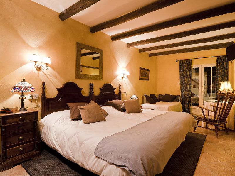 Room of Hotel El Balcón de Las Nieves 2