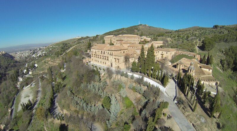 The Sacromonte Abbey
