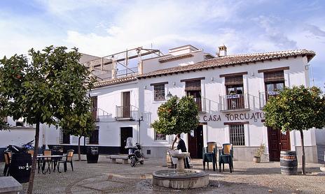 Tapas Tourism Granada