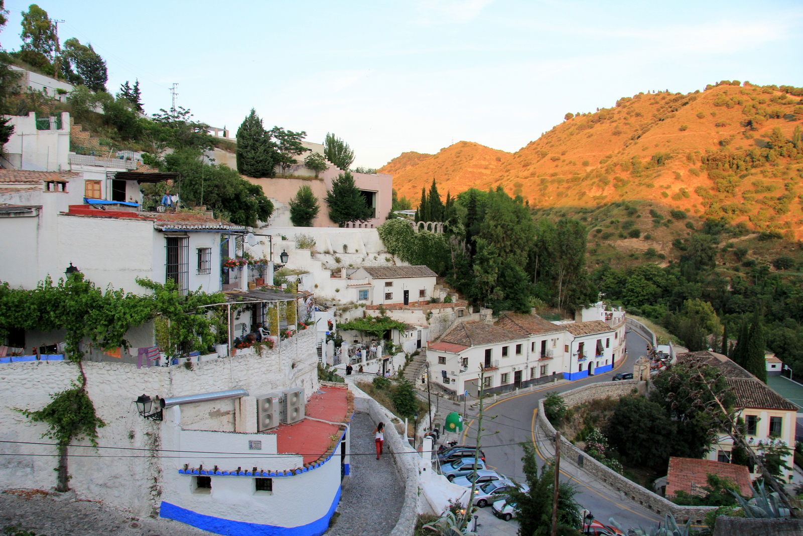 Sacromonte neighbourhood