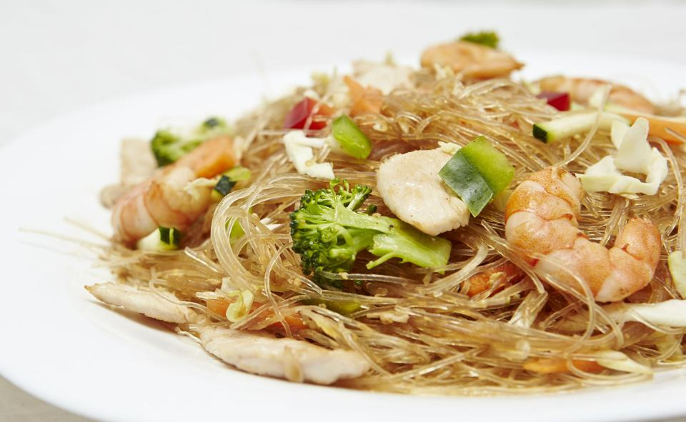Glass Noodles - Pad Thai Wok - Granada