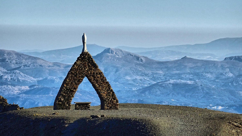 Virgen de las Nieves - Hoya de la Mora - Sierra Nevada